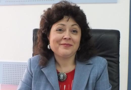 Sambata, 14 ianuarie, la sediul Institutiei prefectului din Giurgiu a avut loc investirea in functie a de prefect a doamnei Carmen Nina Crisu