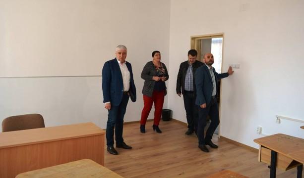 Si Colegiului Tehnic Viceamiral Ioan Bălănescu va intra intr-un program de modernizare