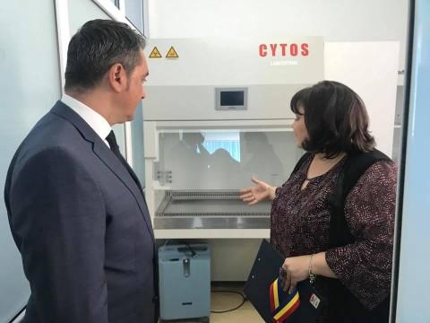 Sectie noua de oncologie la Spitalul Judetean Giurgiu