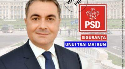 """Preşedintele PSD Giurgiu, Marian Mina: """"Inaugurarea Podului de la Adunaţii Copăceni, o bătaie de joc şi lipsă de respect a PNL faţă de giurgiuveni"""""""