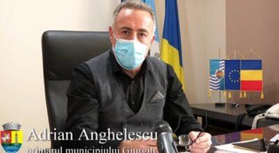 Primarul Anghelescu zice: Rectificarea bugetară a fost aprobată – Municipiul Giurgiu va primi banii pentru plata salariilor și indemnizațiilor asistenților personali