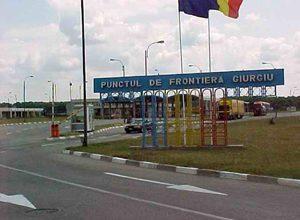 Doi bărbaţi din Kosovo au încercat să intre ilegal în România