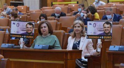 Fiecare zi cu USR-istul Ghinea la conducerea Ministerului Fondurilor Europene înseamnă pentru România pierderi IMENSE